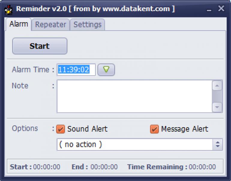 Reminder – Alarm Programı