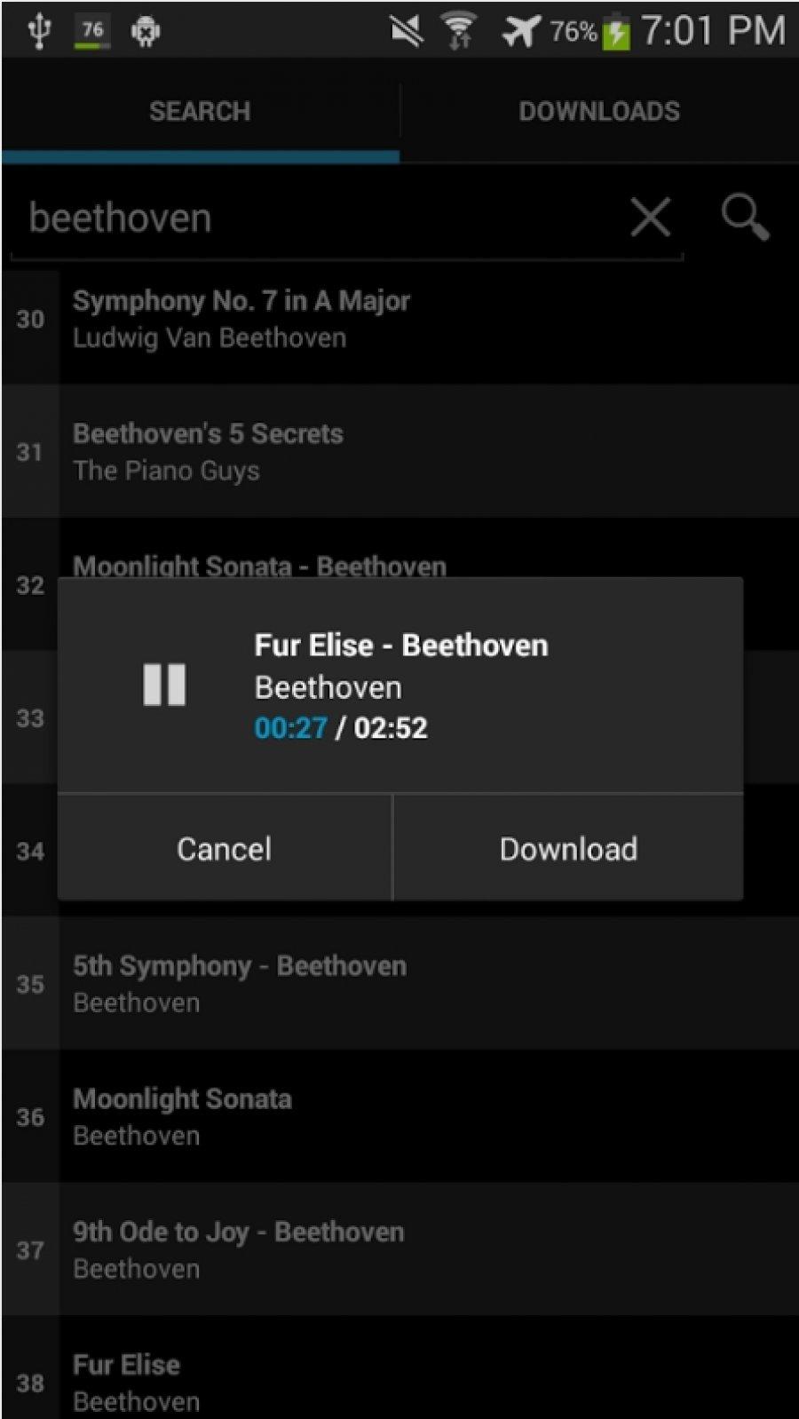 SuperCloud MP3 Downloader